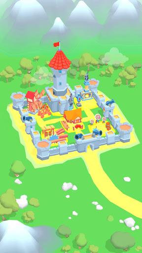 Hero Tower Wars - Castle War Games screenshots 2