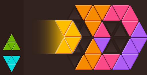 Triangle Tangram 1.90 screenshots 3