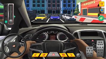 Car Parking 3D Pro : City Car Driving