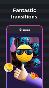 Vinkle – Music Video Editor, Magic Effects Screenshot