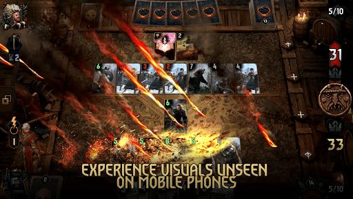 GWENT: The Witcher Card Game apktram screenshots 5