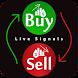 ライブ外国為替市場のシグナル - 売買