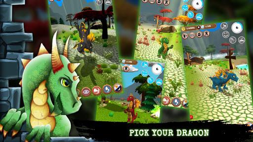 Télécharger Gratuit Dragon Pet 2 APK MOD (Astuce) screenshots 1