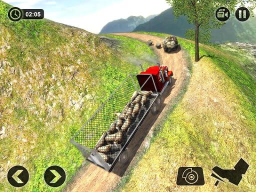 Offroad Farm Animal Truck Driving Game 2020 1.9 Screenshots 11