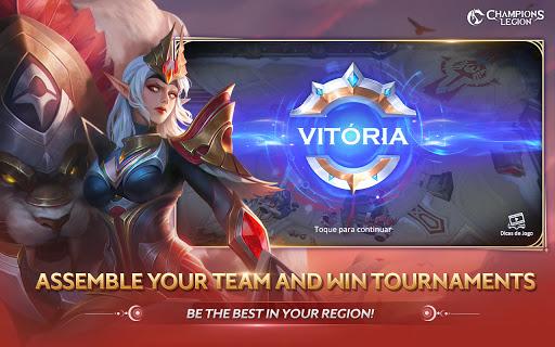 CL:Champions Legion | 5v5 MOBA 1.22.0 screenshots 8