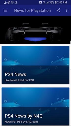News For PS4 1.0 Screenshots 1