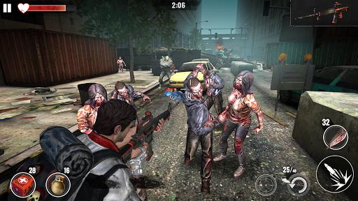 ZOMBIE HUNTER: Offline Games apktram screenshots 12
