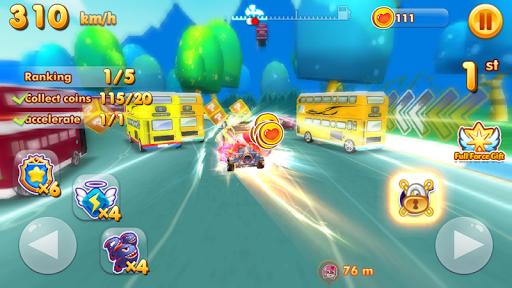 Télécharger Toons Car Racing-TCR mod apk screenshots 3