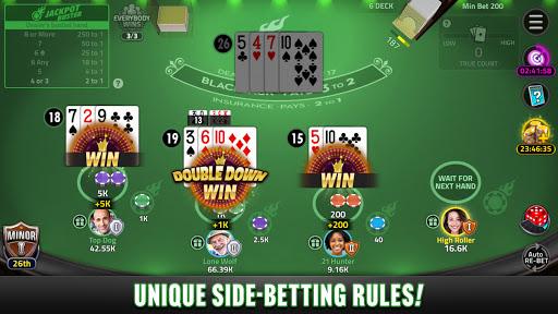Blackjack 21: House of Blackjack 1.6.2 screenshots 2