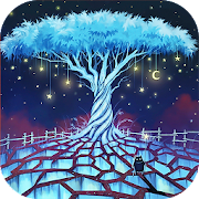 Star home : Glowing magic land Live wallpaper
