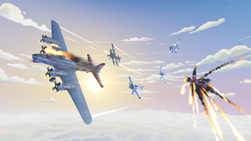 Gunner War - Air combat Sky Survival 1.3 screenshots 8