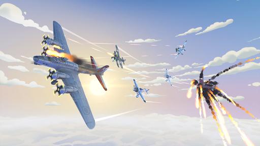 Gunner War - Air combat Sky Survival android2mod screenshots 8