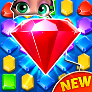Jewels Classic - Jewels Crush Legend Puzzle
