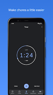 Google Clock APK v6.4 (361440548) is Here ! [Latest] 4