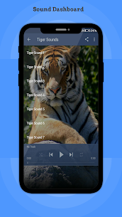 Tiger Sounds 1.2.1 Mod + Data Download 3