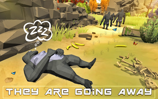 Wild Gorilla Family Simulator  screenshots 1