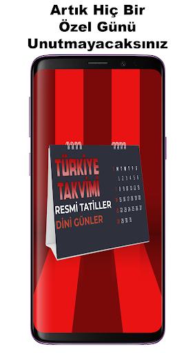 Takvim Resmi Tatiller Dini Gu00fcnler  Screenshots 6