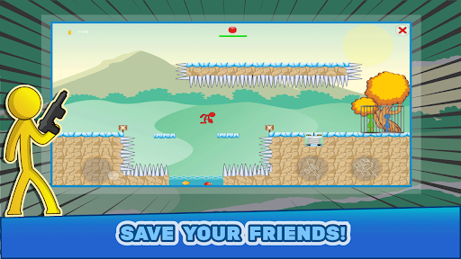 Stickman Héroes: Epic Game screenshot 5