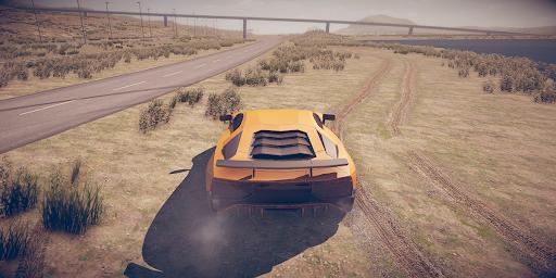 Open World Car Simulator:Free Roam GTR Car Driving 2.5 screenshots 6