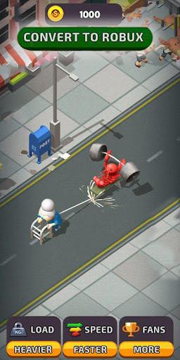 Strong Granny - Win Robux for Roblox platform  screenshots 5