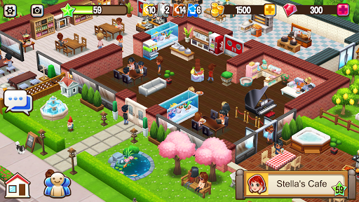 Food Street - Restaurant Management & Food Game  screenshots 10