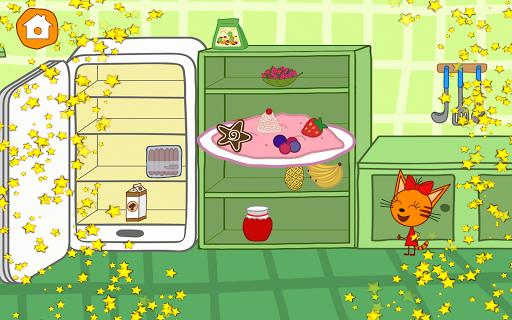 Kid-E-Cats: Cooking for Kids with Three Kittens!  screenshots 15