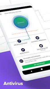 Avast Antivirus 2021   Kostenloser Virenschutz Screenshot