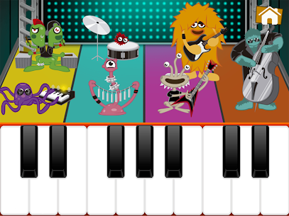 Kids Piano Games PRO v5.1 [Paid] 2