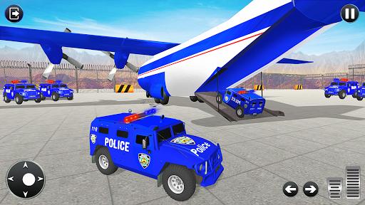Grand Police Transport Truck 1.0.24 Screenshots 21