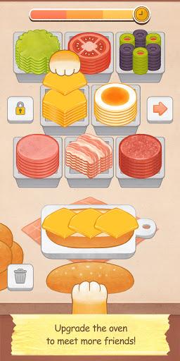 Cafe Heaven : Cat's Sandwiches 1.1.9 screenshots 3