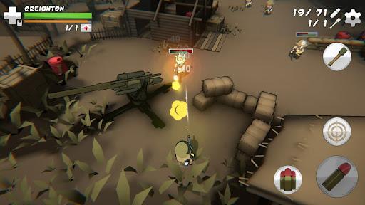 Mini Soldiers: Battle royale 3D 1.2.123 screenshots 2