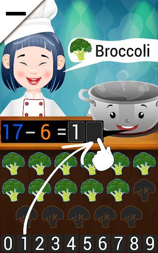Math game - learning preschool math  screenshots 3