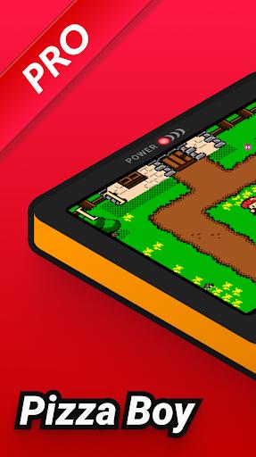 Pizza Boy GBC Pro - GBC Emulator  screenshots 1