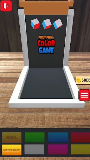 Pinoy Perya Color Game 1.0 screenshots 4