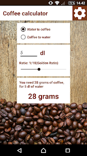 Coffee Calculator Apps On Google Play