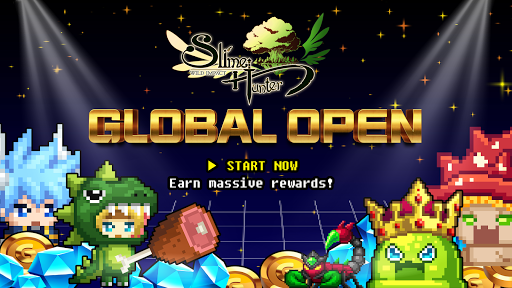 Slime Hunter : Wild Impact  screenshots 1