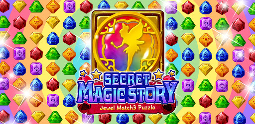 Secret Magic Story: Jewel Match 3 Puzzle  screenshots 17
