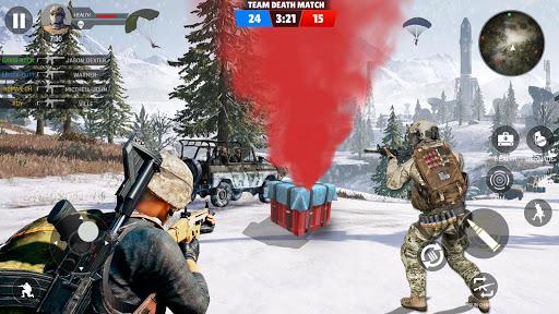 Modern Cover Hunter Multiplayer 3D team Shooter 1.8 screenshots 3