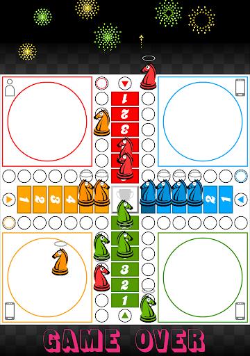 Parcheesi - Horse Race Chess 3.4.3 screenshots 3