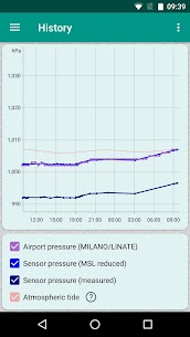 Accurate Barometer [Pro] APK 3