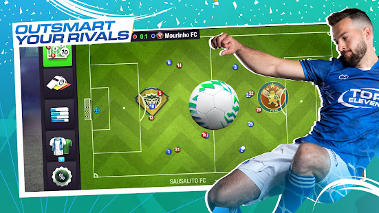 Top Eleven 2021: Be a Soccer Manager apk