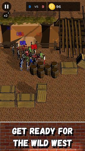 Street Battle Simulator - autobattler offline game 1.8.0 screenshots 4