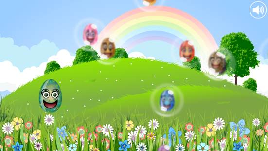 Easter Bubbles for Kids 🎉🎊🎁 Screenshot