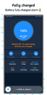 Full Charge Alarm - Battery Full Charged Alert