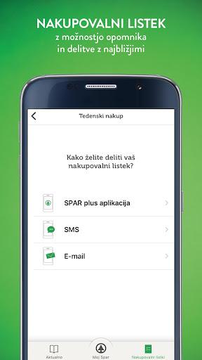 SPAR plus modavailable screenshots 2
