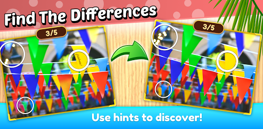 Find the Differences - Spot it 2.1.0 screenshots 8