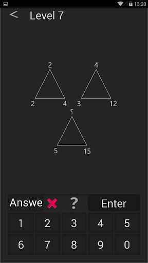 Math games - Mind games apkmartins screenshots 1