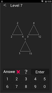 Math games - intelligent mind games 2.8 screenshots 1