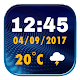 Widget Melhor Relógio Digital para PC Windows