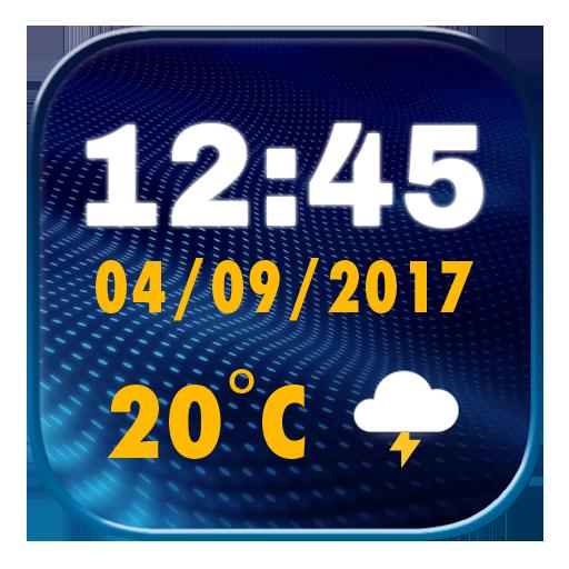 Best Digital Clock Widget APK